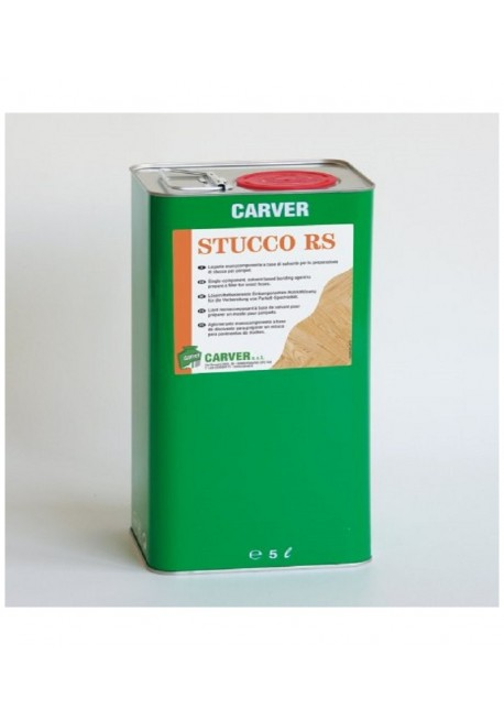 CARVER STUCCO RS - SOLVENT PLASTER FOR WOODEN FLOORS