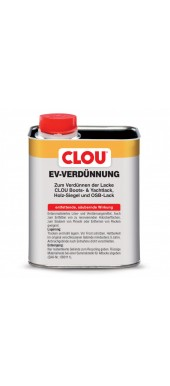 CLOU EV-VERDÜNNUNG AROMATENFREI - DILUENT & THINNER