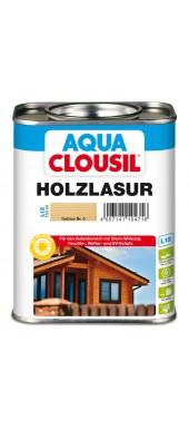 ΑQUA CLOUSIL L12 - WATER-BASED LACQUERS - WOOD PROTECTION GLAZE