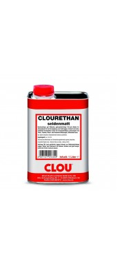 CLOU CLOURETHAN - WOOD VARNISHES - FOR WOODEN FLOORS & STAIRS