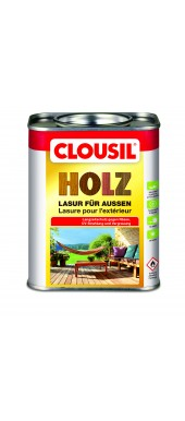 CLOUSIL HOLZ LASUR - COLORED VARNISH PROTECTION WOOD