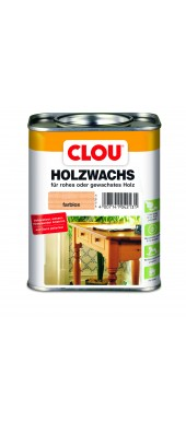 CLOU HOLZWACHS - NATURAL WOOD WAX