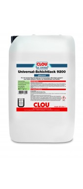 CLOU UNIVERSAL-SCHICHTLACK 9200 - WATER BASED LACQUERS