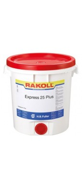 RAKOLL EXPRESS 25 PLUS - ΚΟΛΛΕΣ ΣΚΛΗΡΩΝ ΞΥΛΩΝ (ΒΑΡΕΩΝ ΑΠΑΙΤΗΣΕΩΝ)