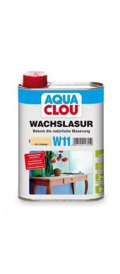 AQUA CLOU WAX-GLAZE (WACHSLASUR) W11