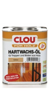 CLOU HARTWACHS-ÖL (OIL) - COLOURLESS OIL WAX