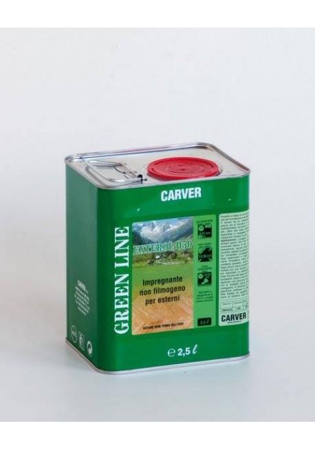 CARVER EXTEROL 050 - GREEN LINE - ΛΑΔΙ ΕΜΠΟΤΙΣΜΟΥ