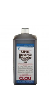 CLOU UHB UNIVERSAL WOOD STAIN (HOLZBEIZE)