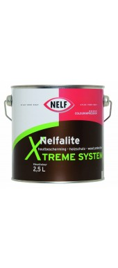 NELFALITE - WOOD COLORED LACQUER - XTREME SYSTEM