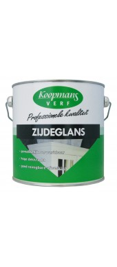 ZIJDEGLANS - WOOD & METAL WHITE LACQUER - KOOPMANS VERF (NELF)